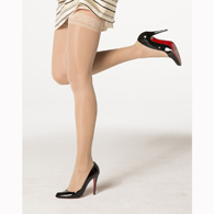 SIGVARIS 120N 15-20 mmHg Sheer Fashion Thigh Highs