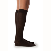 SIGVARIS 151C 15-20 mmHg Sea Island Cotton Sock-Calf